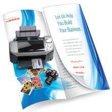 100000 Brochures 11 x 25.5