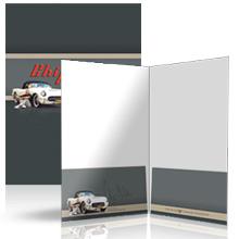 20000 Presentation Folders (9 x 14.5)